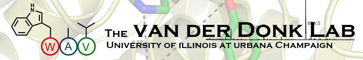 The van der Donk Lab